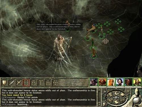 Обзор игры Icewind Dale II