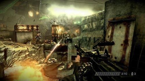 Обзор игрыKillzone3