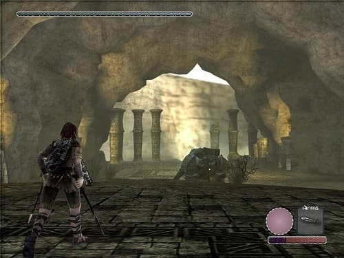 Обзор игрыShadowofColossus