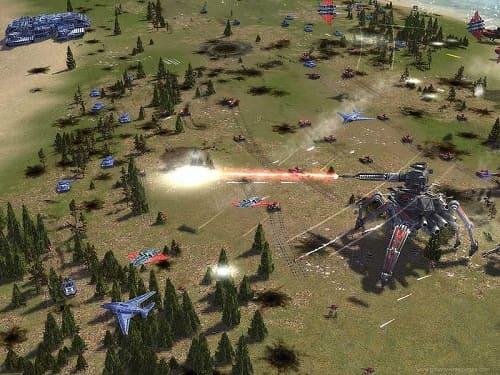 Обзор игрыSupremeCommander:ForgedAlliance