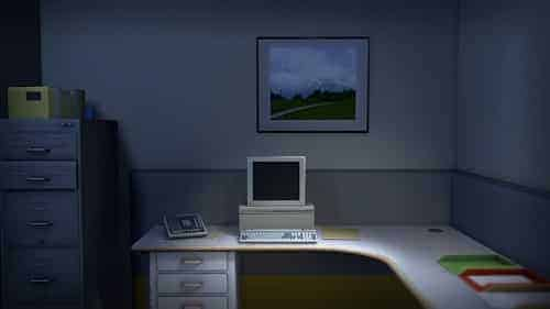 Обзор игрыThe StanleyParable