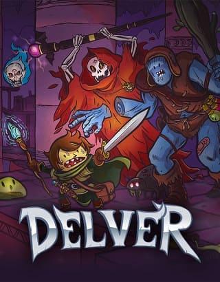 Обзор игры Delver