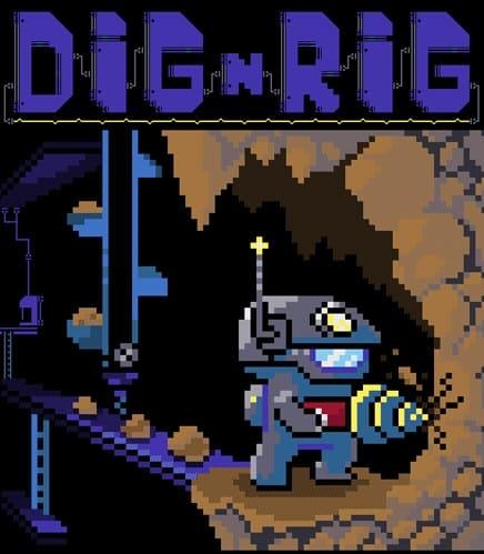 Обзор игры Dig-N-Rig