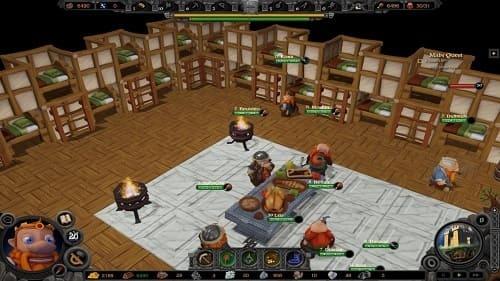 Обзор игры A Game of Dwarves