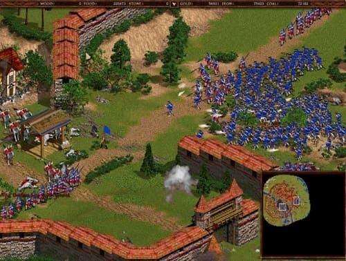 Обзор игры Cossacks: European Wars