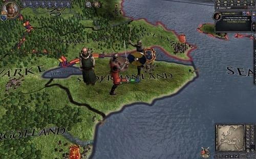 Обзор игры Crusader Kings II