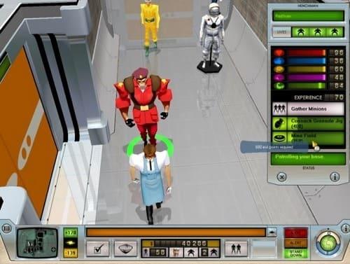 Обзор игры Evil Genius