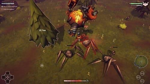Обзор игры Goliath