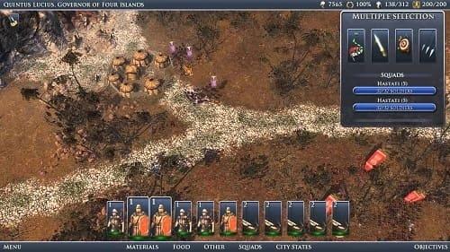 Обзор игры Grand Ages: Rome