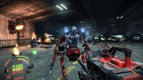 Обзор игры Hard Reset