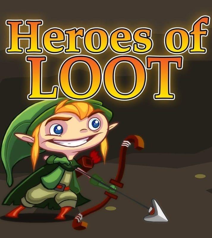 Обзор игры Heroes of Loot