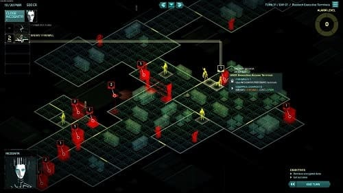 Обзор игры Invisible, Inc.