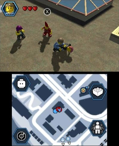 Обзор игры Lego City Undercover: The Chase Begins