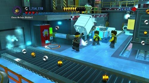 Обзор игры Lego City: Undercover