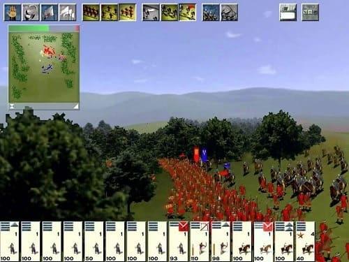 Обзор игры Medieval: Total War