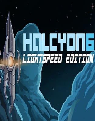 Обзор игры Halcyon 6: Lightspeed Edition