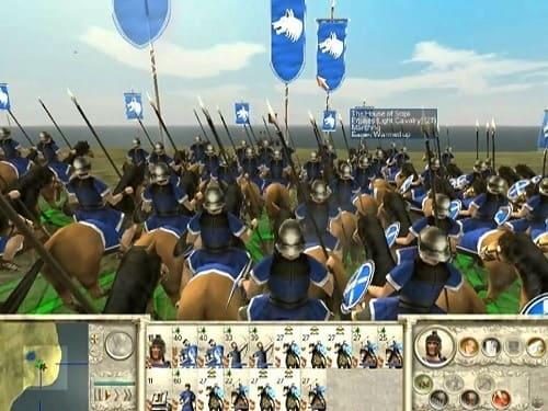 Обзор игры Rome: Total War (RTW)