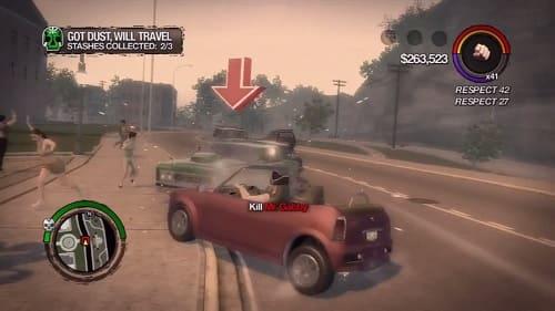 Обзор игры Saints Row