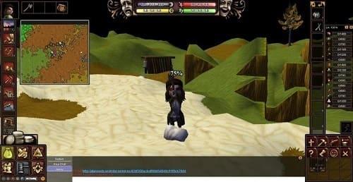 Обзор игры Salem