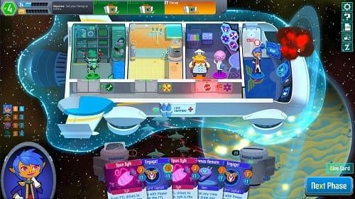 Обзор игры Space Food Truck