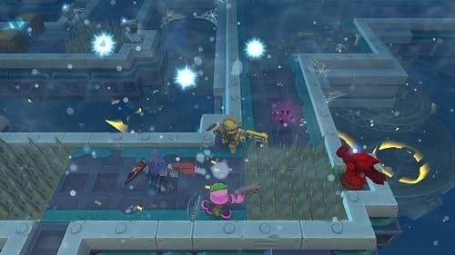 Обзор игры Spiral Knights