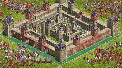 бзор игры Stronghold Kingdoms