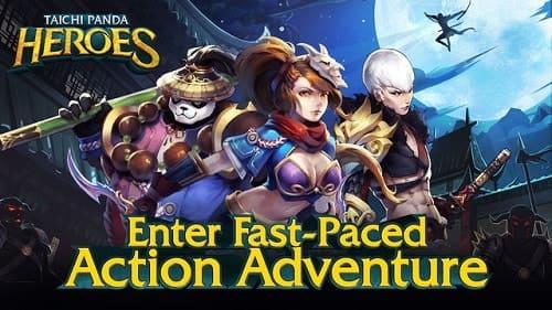 Обзор игры Taichi Panda: Heroes