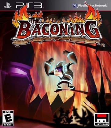 Обзор игрыBaconing
