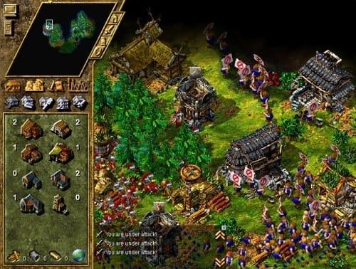 Обзор игры The Settlers IV