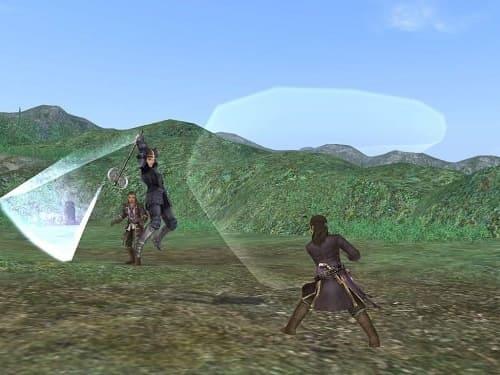 Обзор игры Uncharted Waters Online
