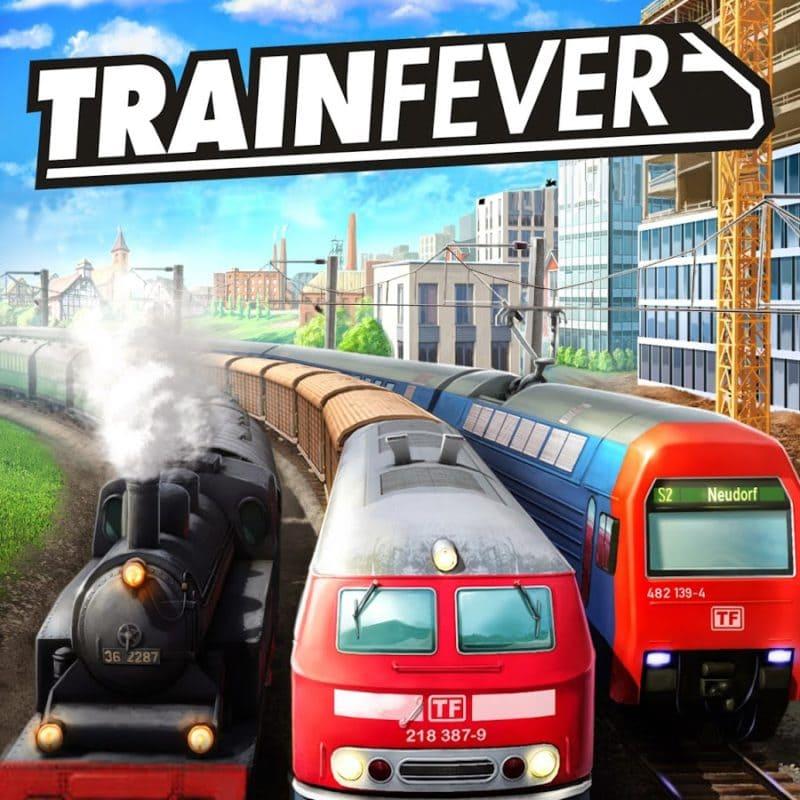 Обзор игры Train Fever