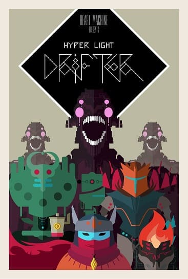 Обзор игры Hyper Light Drifter