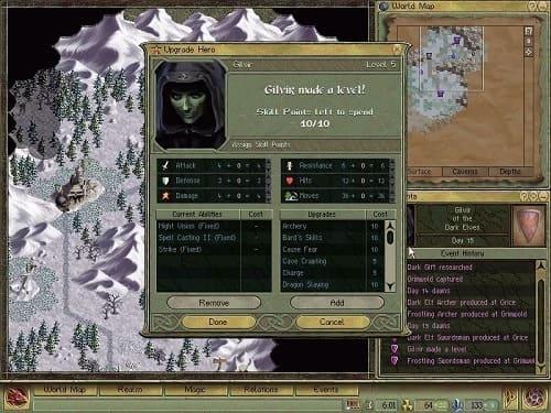 Обзор игры Age of Wonders