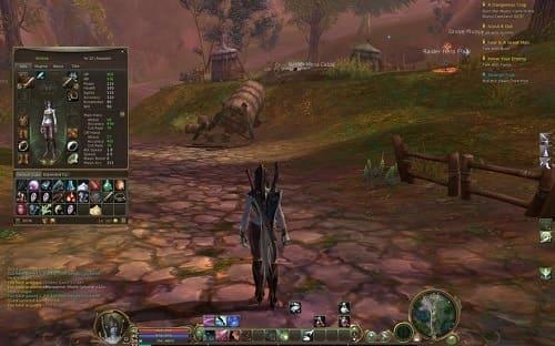 Обзор игры Aion