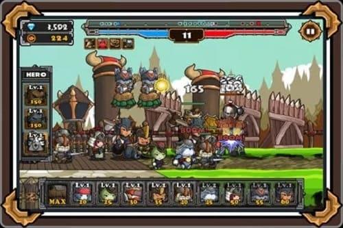 Обзор игры Cat War 2
