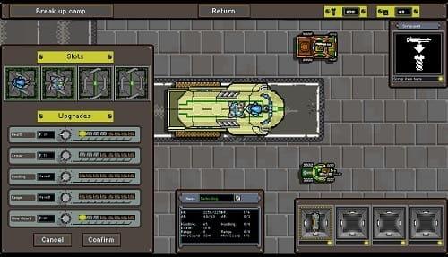 Обзор игры Convoy
