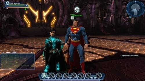 Обзор игры DC Universe Online
