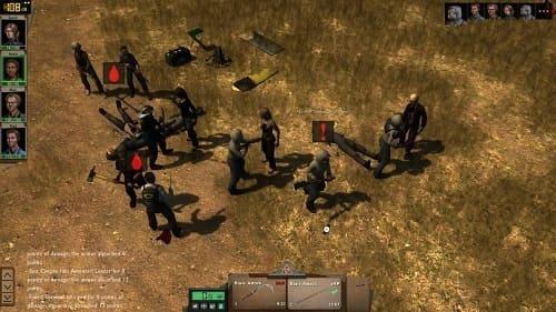 Обзор игры Dead State