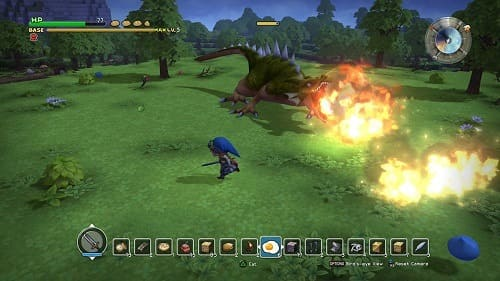 Обзор игры Dragon Quest Builders