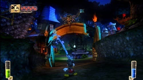 Обзор игры Epic Mickey