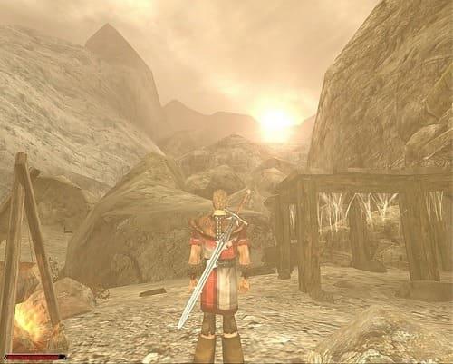 Обзор игры Gothic II