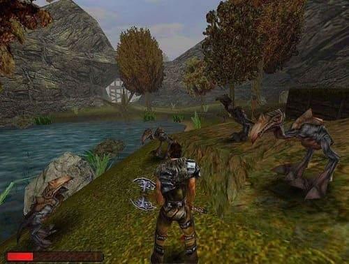 Обзор игры Gothic