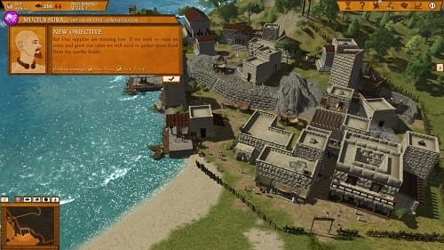 Обзор игры Hegemony III: Clash of the Ancients