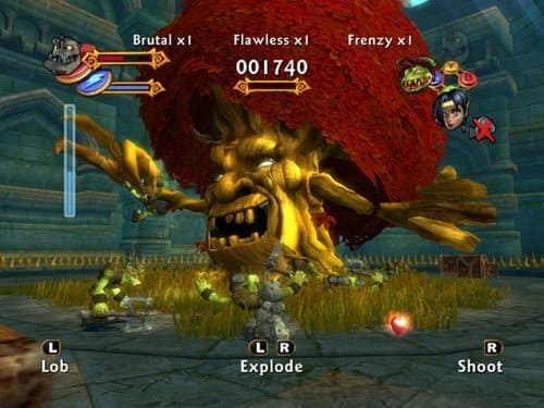 Обзор игры Kameo: Elements of Power