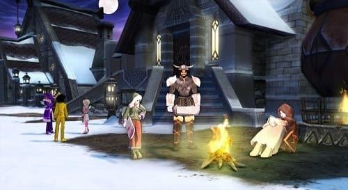 Обзор игры Mabinogi