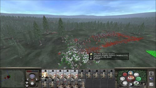 Обзор игры Medieval II: Total War