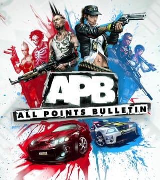 Обзор игры APB Reloaded