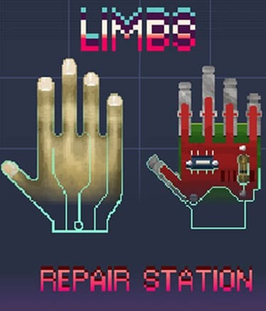 Обзор игры Limbs Repair Station