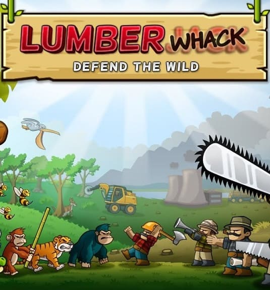 Обзор игры Lumberwhack: Defend the Wild