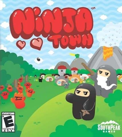 Обзор игры Ninjatown
